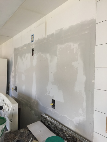 finished-wall