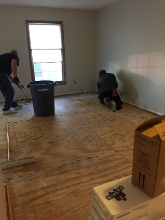living-room-carpet-removal