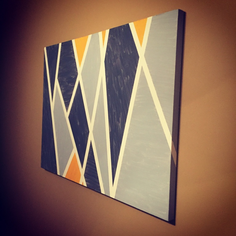 painted-canvas-with-tape-lines