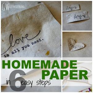 Homemade paper_Logo