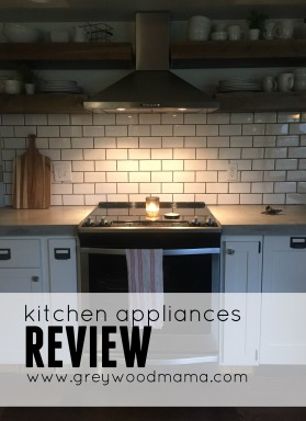 kitchen appliances review