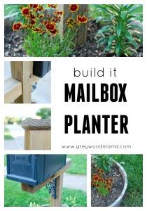 Mailbox Planter Pin